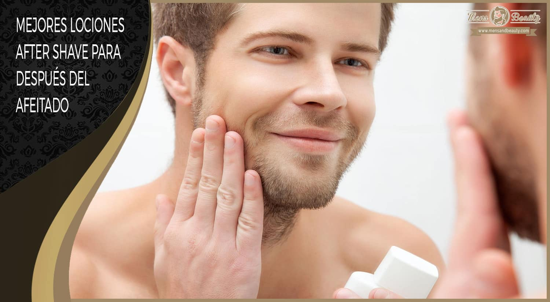 mejores after shave hombre
