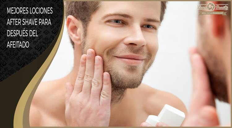 mejores after shave hombre