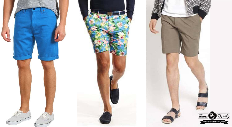 prendas imprescindibles hombre primavera verano bermudas shorts