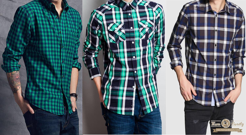 prendas imprescindibles hombre primavera verano camisa cuadros
