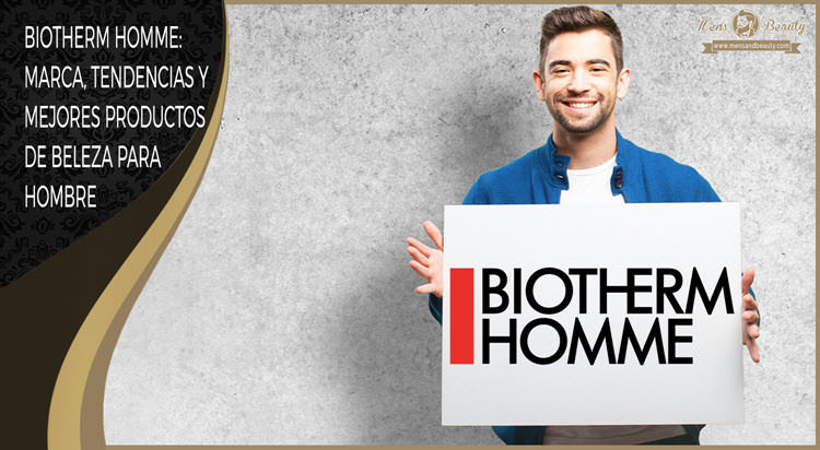 biotherm homme marca tendencias mejores productos para hombre