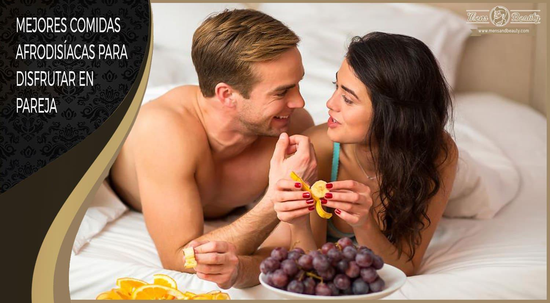 comidas afrodisiacas parejas