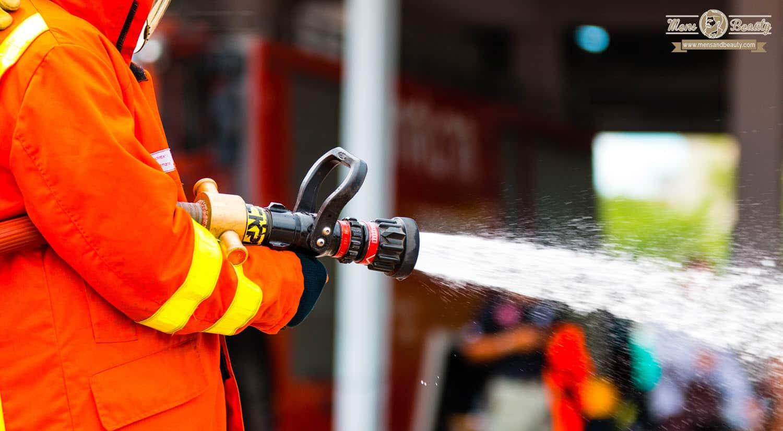profesiones oficios motivan hombres bombero