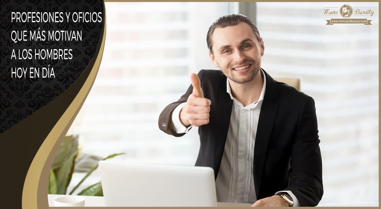 profesiones oficios motivan hombres