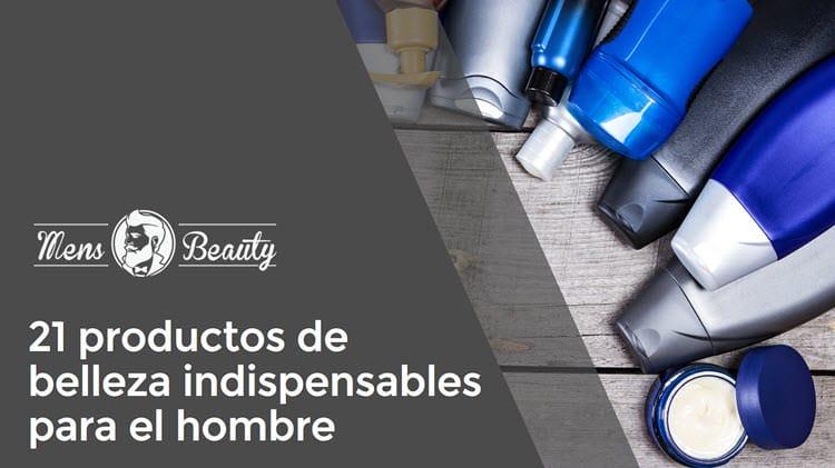 productos belleza hombre