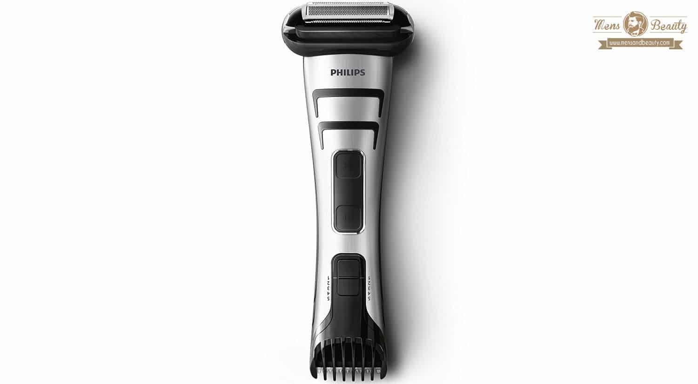 mejores accesorios afeitado corporal genitales hombre afeitadora electrica corporal inalambrica philips bodygroom tt204032