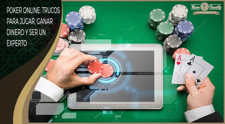 como ganar dinero internet juegos poker online