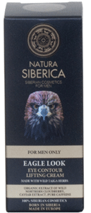 cosmetica natural hombre mirada aguila natura siberica
