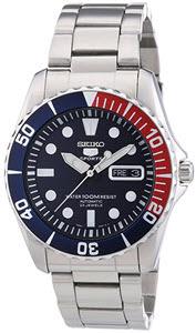 descuentos ofertas chollos accesorios hombre relojes seiko snzf15k1 acero inoxidable