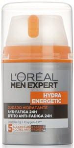 mejor crema hidratante hombre loreal men expert hydra energetic
