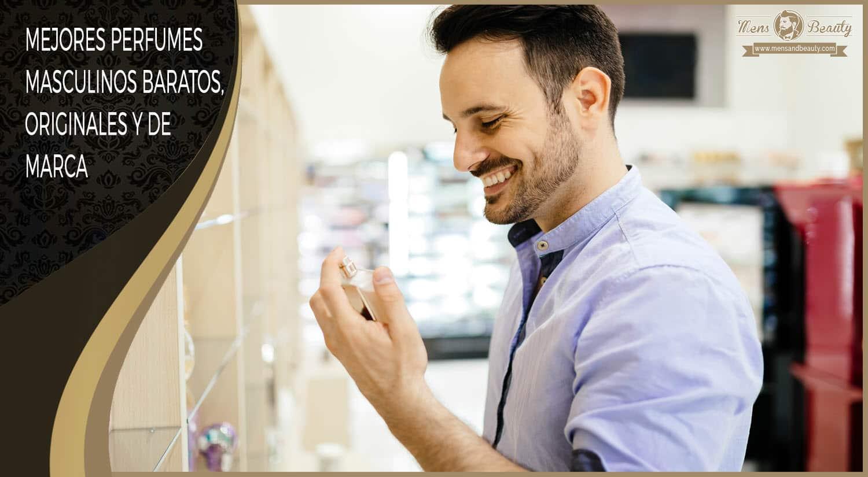 mejores perfumes hombre baratos originales marca