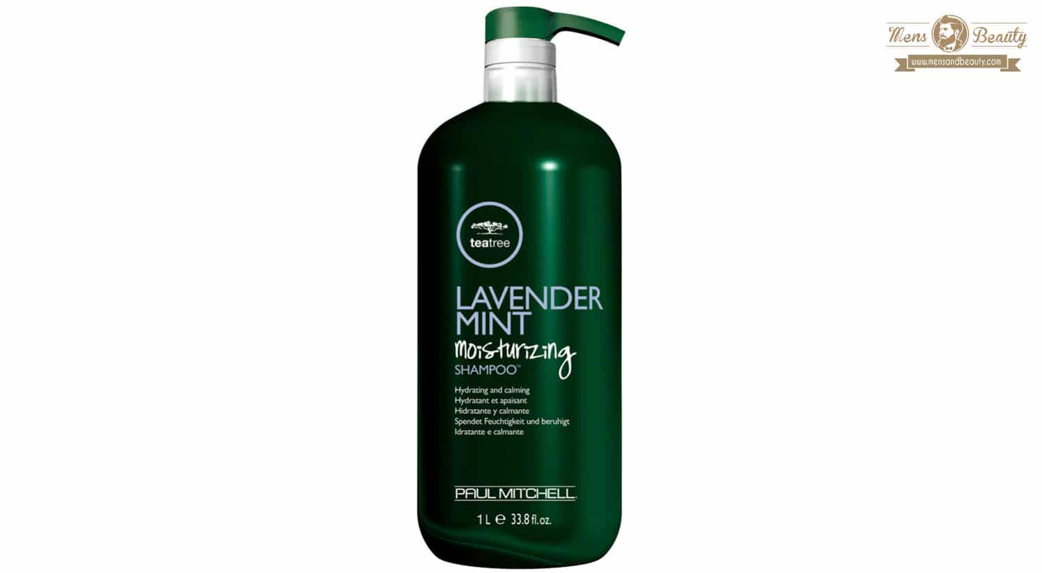 mejor champu anticaspa lavender mint paul mitchell