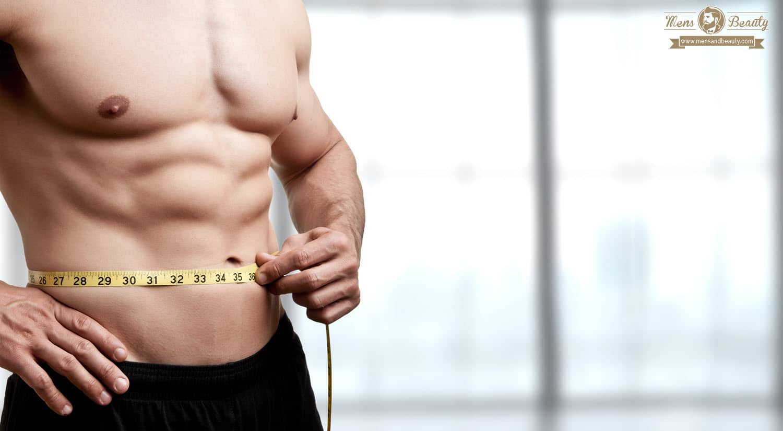 La mejor manera de quemar grasa masculina del vientre