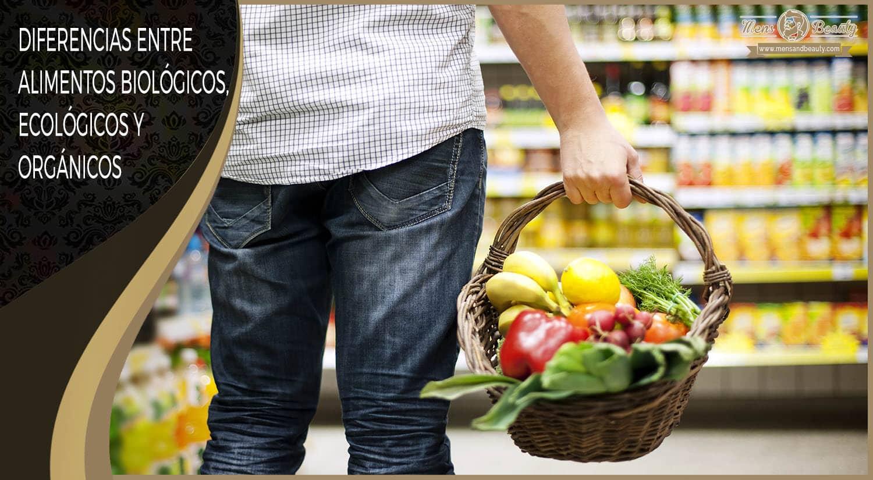 diferencias alimentos ecologicos biologicos organicos etiqueta europea ecolabel
