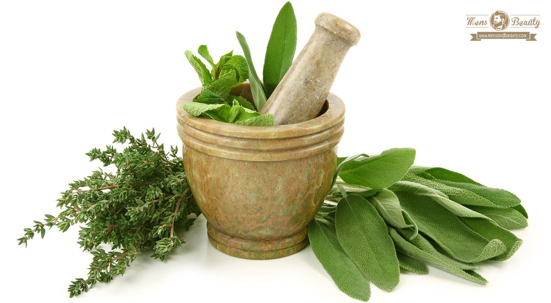 remedios caseros eliminar caspa anticaspa tomillo salvia