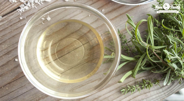 remedios caseros eliminar caspa anticaspa vinagre blanco