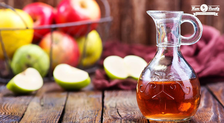 remedios caseros eliminar caspa anticaspa vinagre manzana