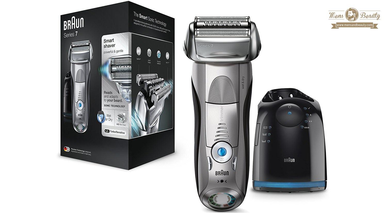 mejores maquinas afeitar electricas hombre braun serie 7 7898cc