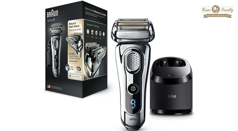 mejores maquinas afeitar electricas hombre braun series 9 9296cc