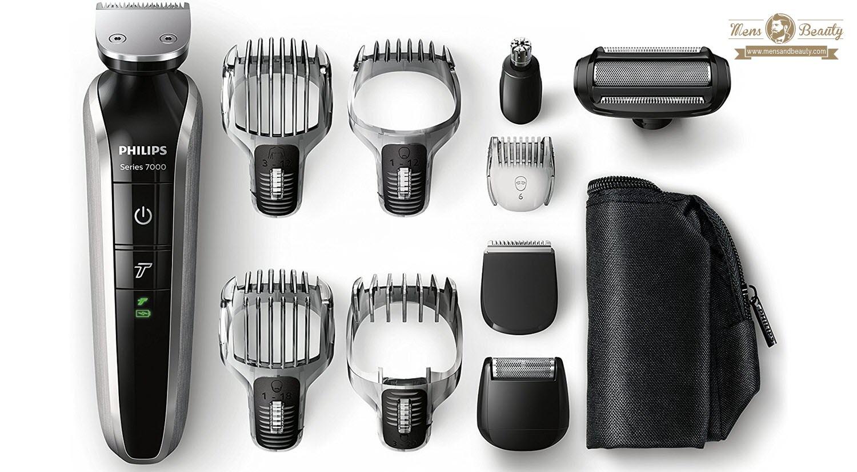 mejores recortadoras electricas hombre set afeitado recortadora corporal inalambrica philips qg338016