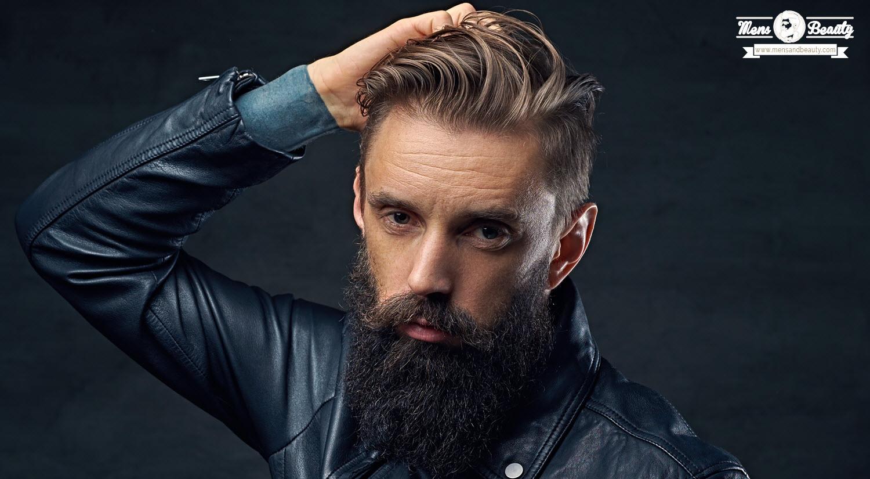 57 Cortes De Pelo Y Peinados Para Hombre Tipo De Rostro - Peinado-hombre-largo