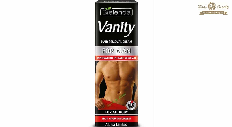 mejores cremas depilatorias hombre bielenda vanity