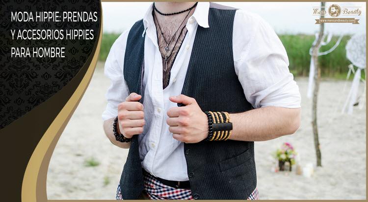 moda hippie prendas accesorios hippies hombre