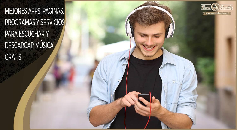 ▷ ¿Escuchar y Descargar MÚSICA MP3 GRATIS? ¡SÍ! +27 Páginas TOP