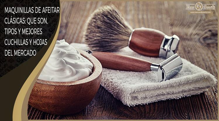mejor maquinilla afeitar clasica doble filo mejores cuchillas hojas tradicional