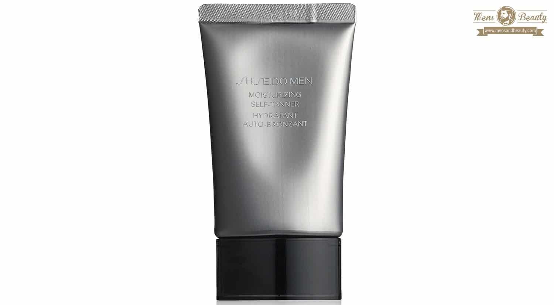 mejores cremas autobronceadoras hombre moisturizing self tanner shiseido men