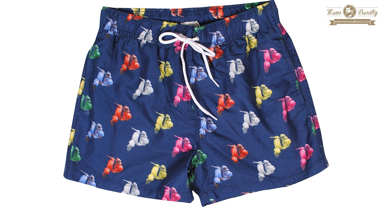 moda verano hombre bañador camiseta chanclas bañador bonaventure