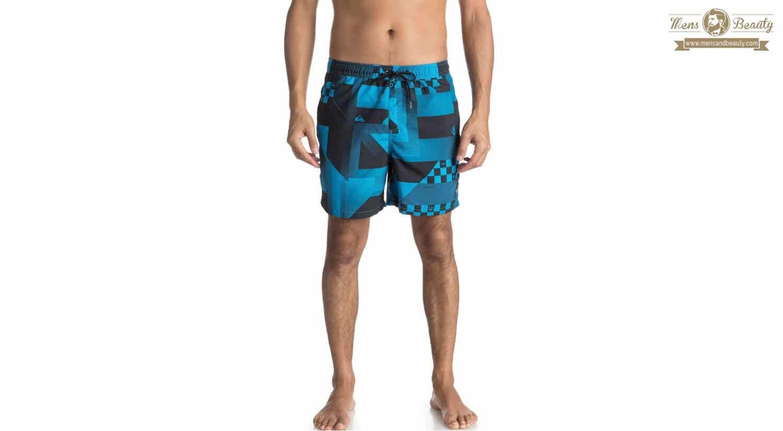 moda verano hombre bañador camiseta chanclas bañador quicksilver