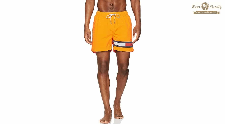moda verano hombre bañador camiseta chanclas bañador tommy hilfiger