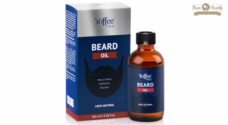 mejores productos barba bigote hombre aceite yoffee men beard oil