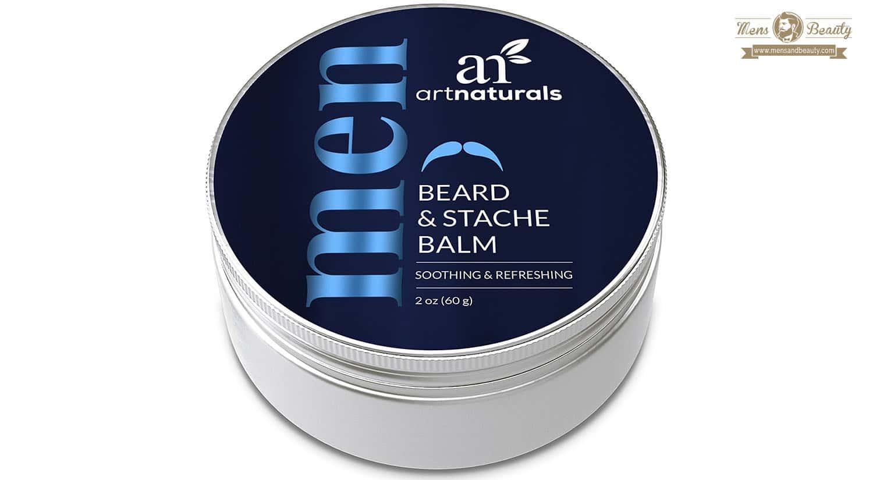 mejores productos barba bigote hombre artnaturals beard stache balm