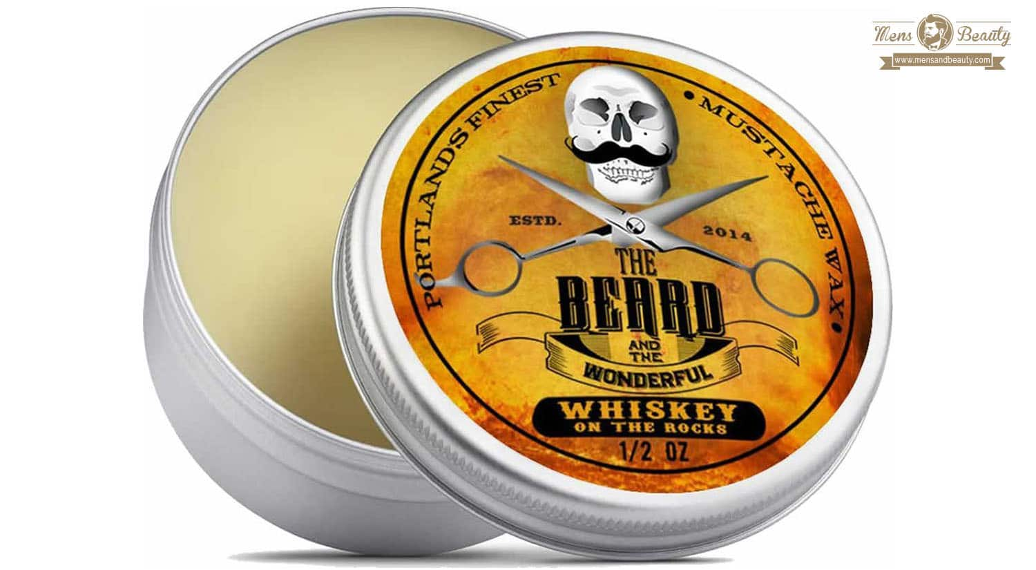 mejores productos barba bigote hombre cera the beard and the wonderful