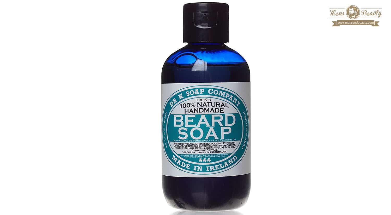 mejores productos barba bigote hombre jabon dr k soap beard