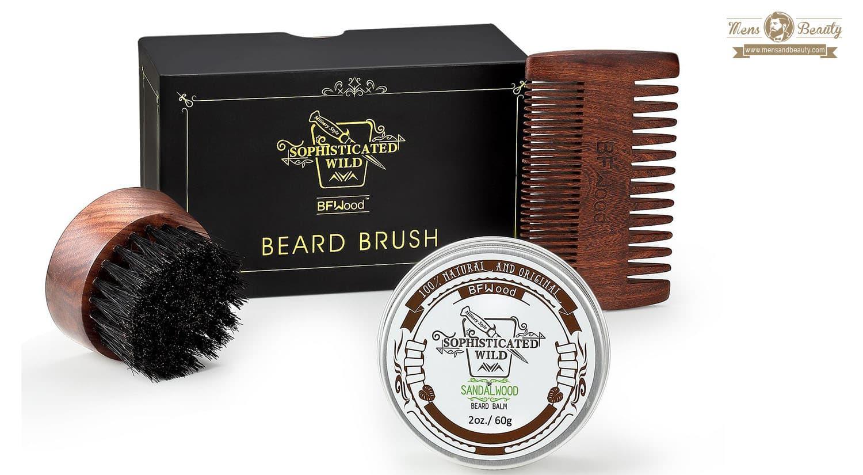 mejores productos barba bigote hombre kit bdwood