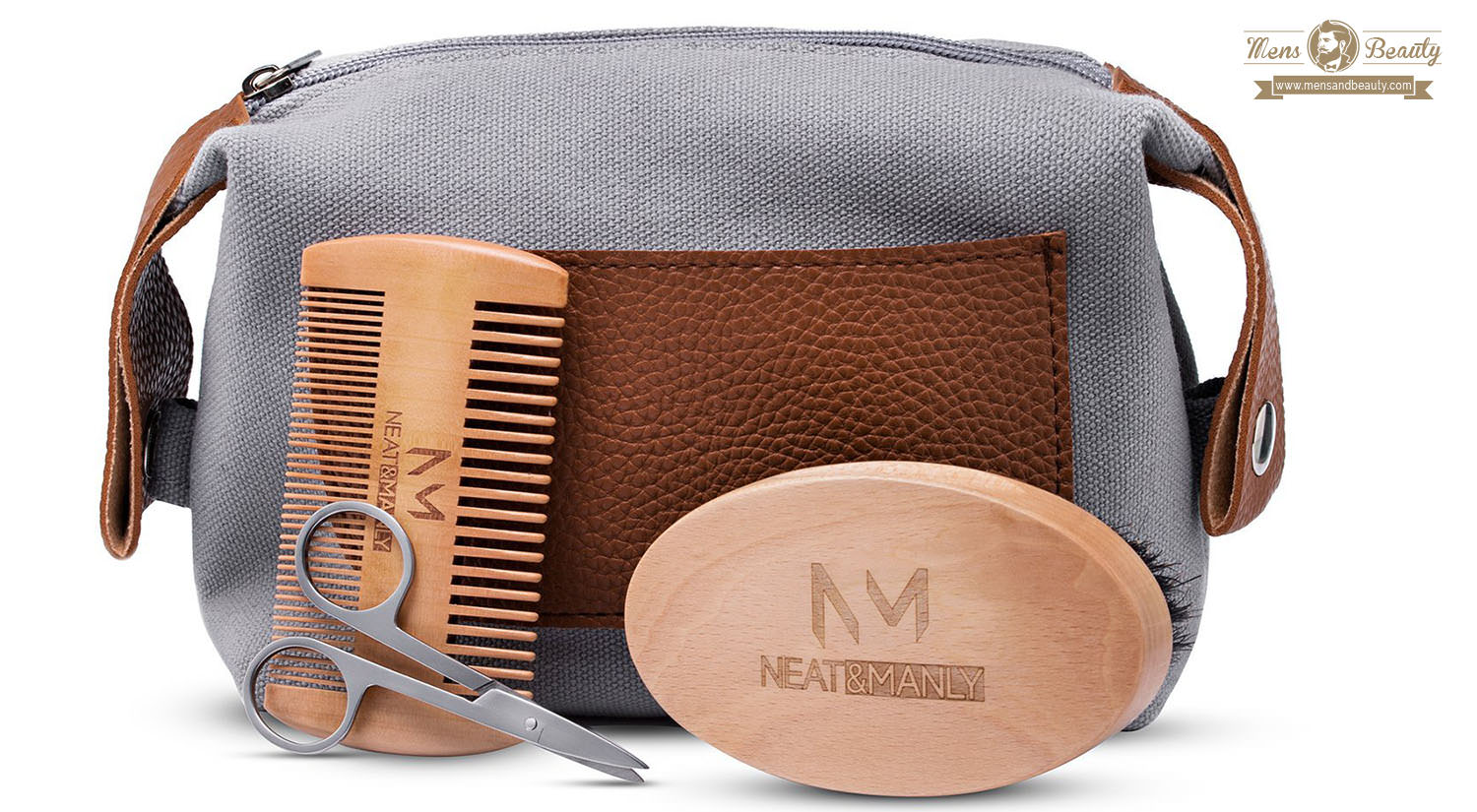 mejores productos barba bigote hombre kit nean mainly