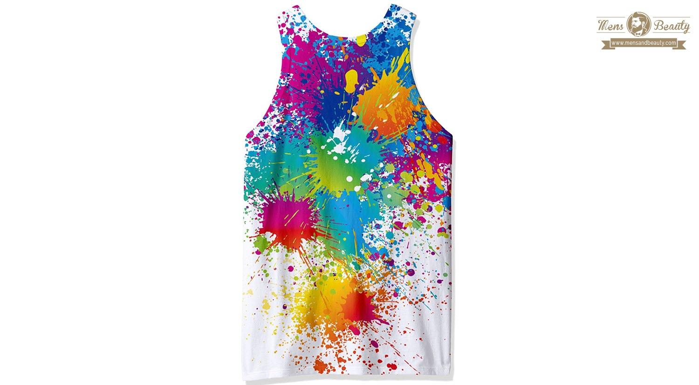 moda verano hombre bañador camiseta chanclas camiseta chicolife