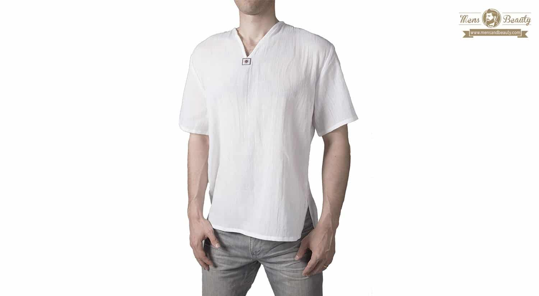 moda verano hombre bañador camiseta chanclas camiseta lofbaz c43811b1a39