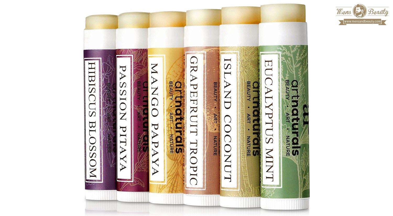 balsamo labial productos proteger labios marcas artnaturals