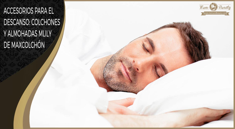 accesorios descanso maxcolchon mlily colchones baratos almohadas