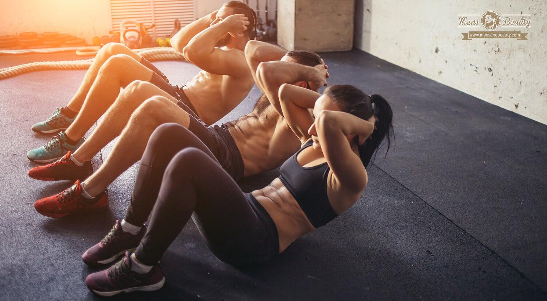 mejores clases ejercicio colectivas en grupo gimnasio abdominales