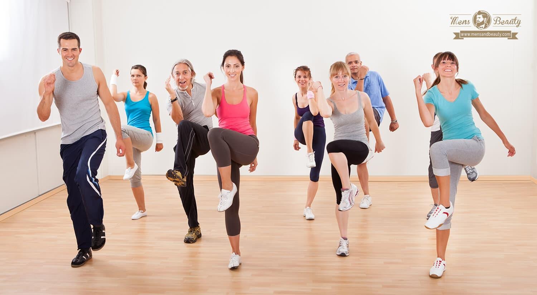 mejores clases ejercicio colectivas en grupo gimnasio aerobic