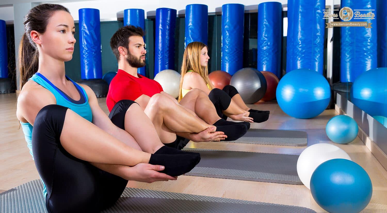 mejores clases ejercicio colectivas en grupo gimnasio pilates