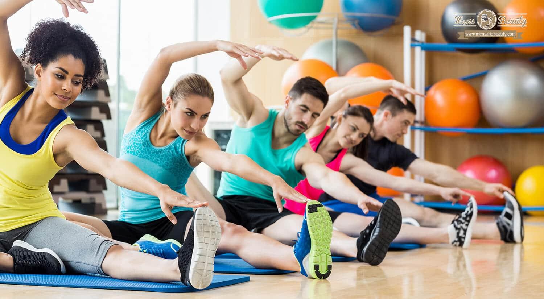 mejores clases ejercicio colectivas en grupo gimnasio stretching estiramientos