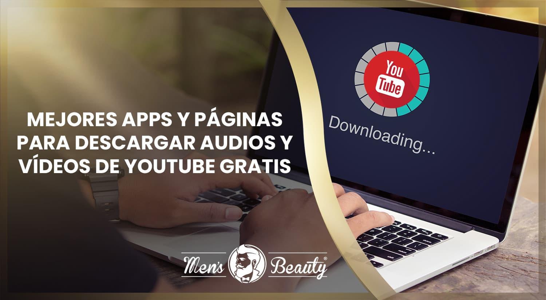 ▷ ¡DESCARGA Audios y Vídeos De YOUTUBE GRATIS! +47 Apps 🥇