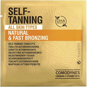 mejores productos para hombre cremas autobronceadoras comodynes self tanning original toallita