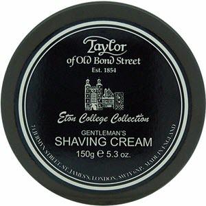 mejores productos para hombre cremas de afeitar taylor of old bond street shaving cream sensitive